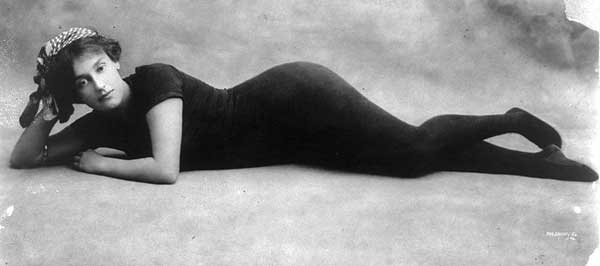 Annette Kellerman, from Wikimedia Commons