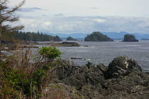 Barkley Sound, Broken Island group