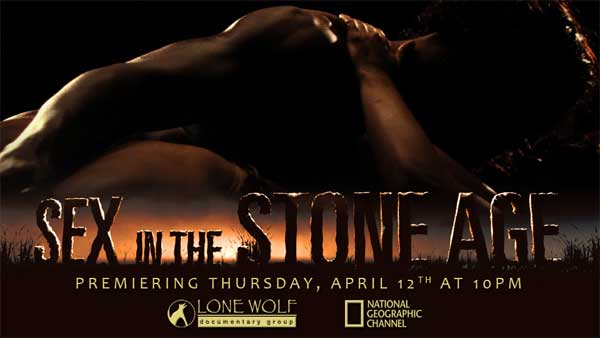 Sex in the Stone Age promo graphic