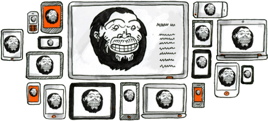 Wellcome Trust H. naledi cartoon